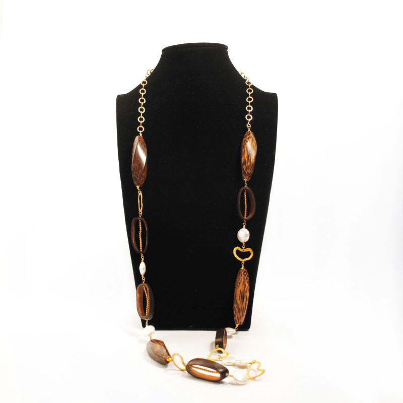 Collar Mujer NUVOO - N1054YSPW-3